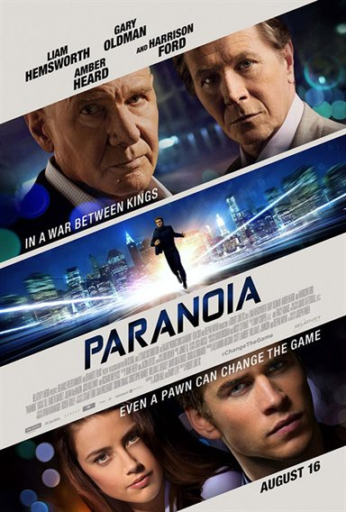 Paranoia © Relativity Media. All Rights Reserved.