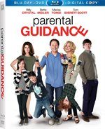 Parental Guidance Blu-ray Review