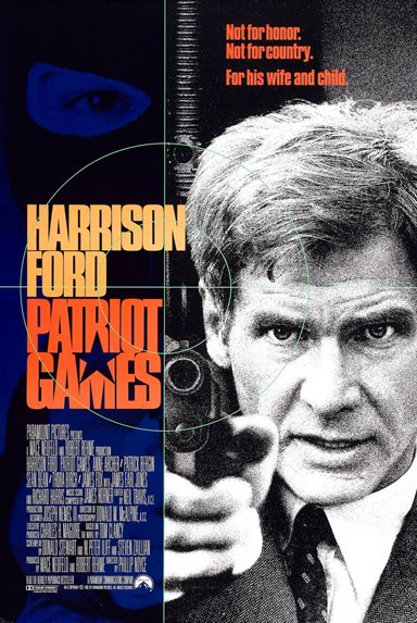 Patriot Games © Paramount Pictures. All Rights Reserved.