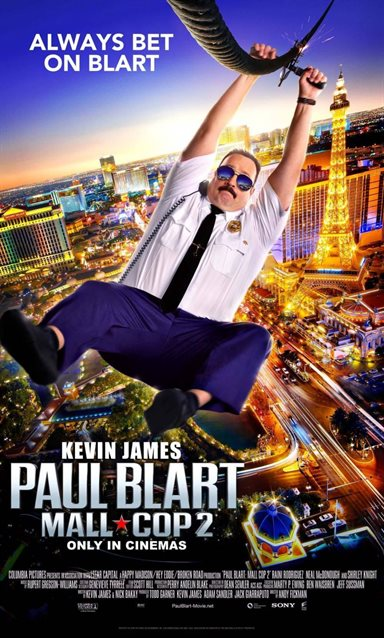 Paul Blart: Mall Cop 2 © Sony Pictures. All Rights Reserved.