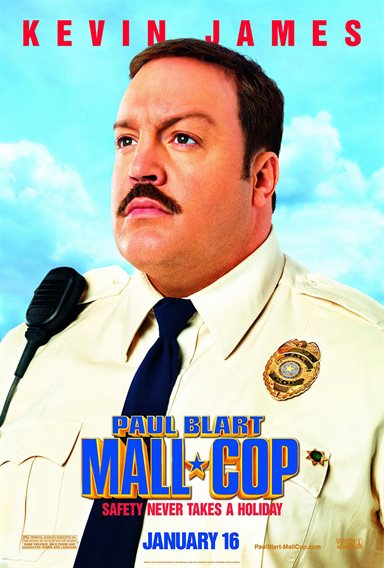 Paul Blart: Mall Cop © Columbia Pictures. All Rights Reserved.