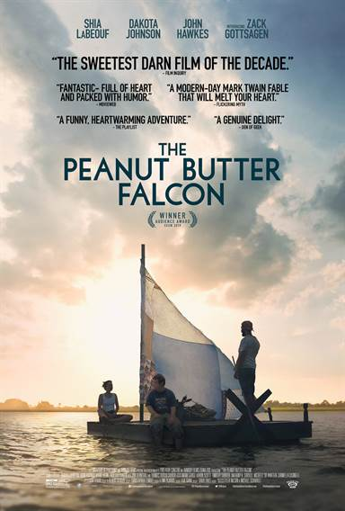 The Peanut Butter Falcon Theatrical Review