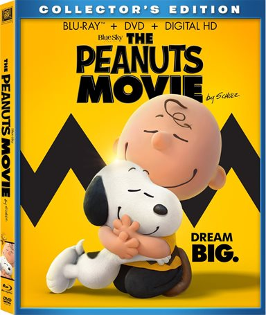 Peanuts Blu-ray Review