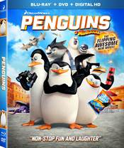 The Penguins of Madagascar Blu-ray Review