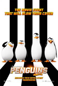 The Penguins of Madagascar Theatrical Review