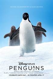 Disneynature Penguins Theatrical Review