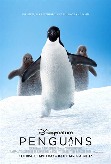 Disneynature Penguins © Walt Disney Pictures. All Rights Reserved.