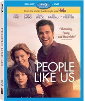 People Like Us Blu-ray Review