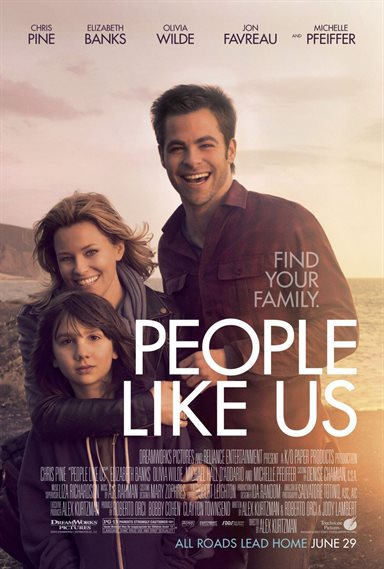 People Like Us © DreamWorks Studios. All Rights Reserved.
