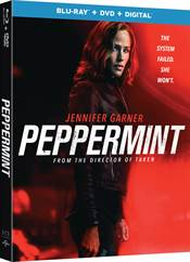 Peppermint Blu-ray Review