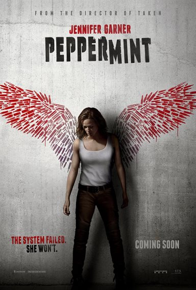 Peppermint Theatrical Review