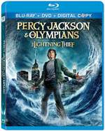 Percy Jackson and the Olympians: The Lightning Thief Blu-ray Review
