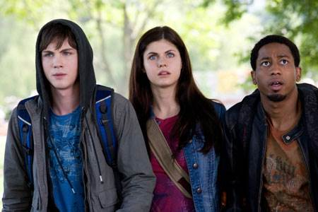 Percy Jackson and the Olympians: The Lightning Thief © Warner Bros.. All Rights Reserved.