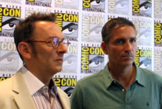 Jim Caviezel and Michael Emerson Discuss Season 2