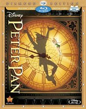 Peter Pan Blu-ray Review