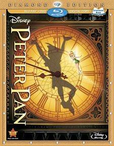 Peter Pan Blu-ray Review
