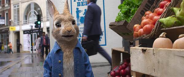 Peter Rabbit 2: The Runaway © Columbia Pictures. All Rights Reserved.