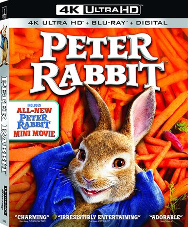 Peter Rabbit 4K Ultra HD Review
