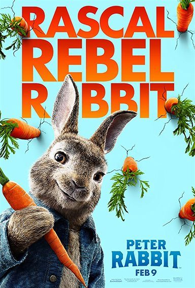 Peter Rabbit © Columbia Pictures. All Rights Reserved.