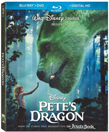 Pete's Dragon Blu-ray Review