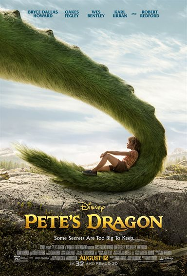 Pete's Dragon Theatrical Review