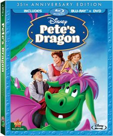 Pete's Dragon: 35th Anniversary Edition Blu-ray Review