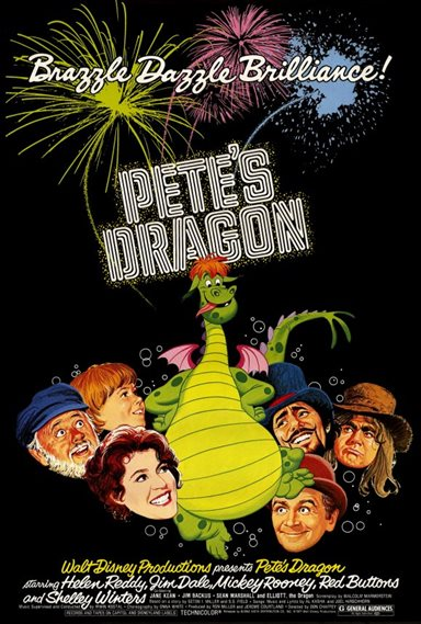 Pete's Dragon © Walt Disney Pictures. All Rights Reserved.