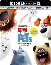 The Secret Life of Pets 4K Ultra HD Review