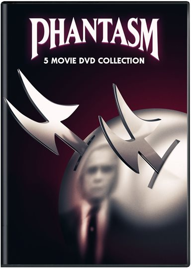 Phantasm 5 Movie Collection DVD Review