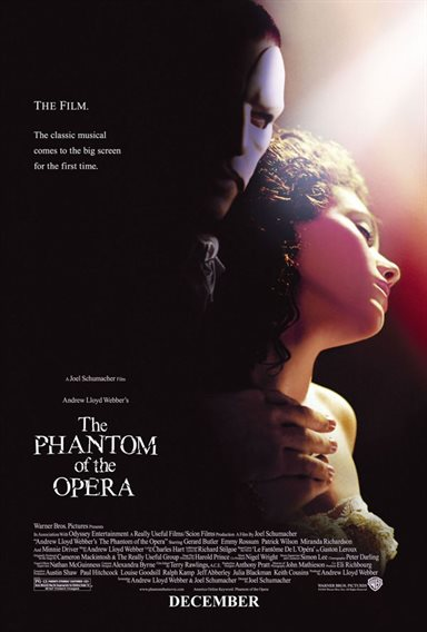 The Phantom of the Opera © Warner Bros.. All Rights Reserved.