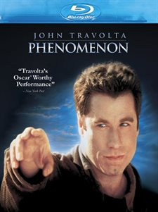 Phenomenon Blu-ray Review