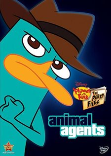 Phineas & Ferb: The Perry Files - Animal Agents DVD Review