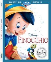 Pinocchio Blu-ray Review