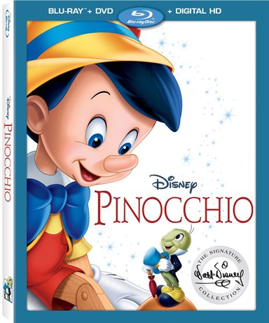 Pinocchio Blu-ray Review