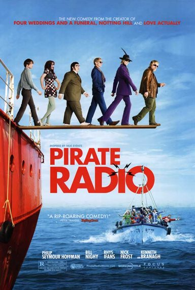 Pirate Radio © Focus Features. All Rights Reserved.