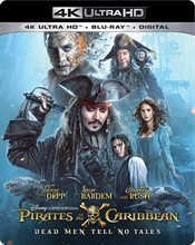 Pirates of The Caribbean: Dead Men Tell No Tales 4K Ultra HD Review