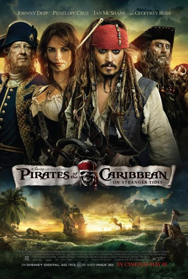 Pirates of The Caribbean: On Stranger Tides © Walt Disney Pictures. All Rights Reserved.