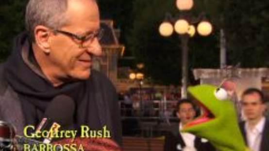 World Premiere Coverage: Kermit Cam