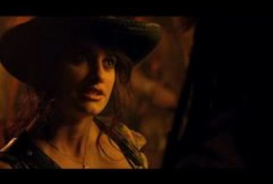Jack Sparrow and Angelica Featurette