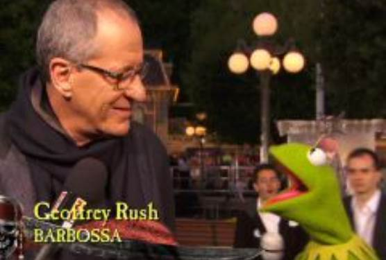 World Premiere Coverage: Kermit Cam