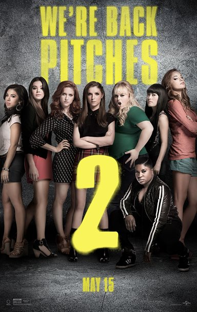 Pitch Perfect 2 Theatrical Review