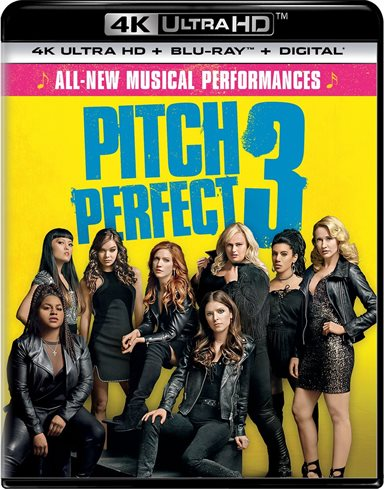 Pitch Perfect 3 4K Ultra HD Review