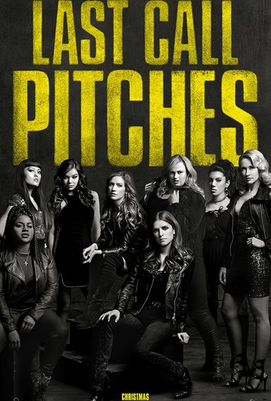 Pitch Perfect 3 Theatrical Review