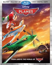Planes Blu-ray Review