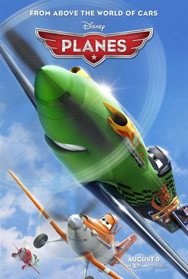 Planes © Walt Disney Pictures. All Rights Reserved.