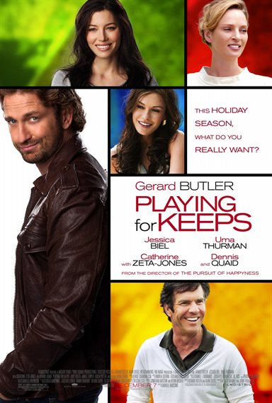 Playing For Keeps © Open Road Films. All Rights Reserved.