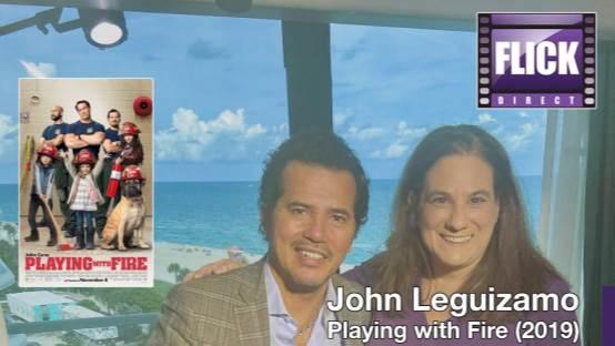 John Leguizamo Talks Children, Animals, John Cena, and Keegan Michael Key