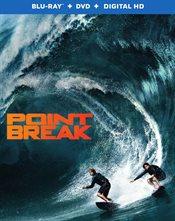 Point Break Blu-ray Review