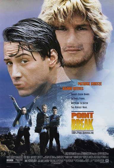 Point Break © 20th Century Fox. All Rights Reserved.