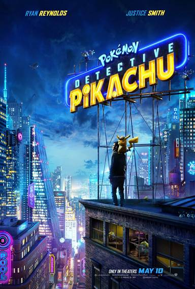 POKÉMON Detective Pikachu © Warner Bros.. All Rights Reserved.